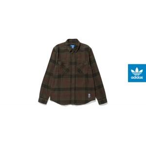 Koszula flanelowa Adidas