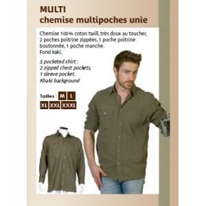 BARTAVEL - koszula MULTI